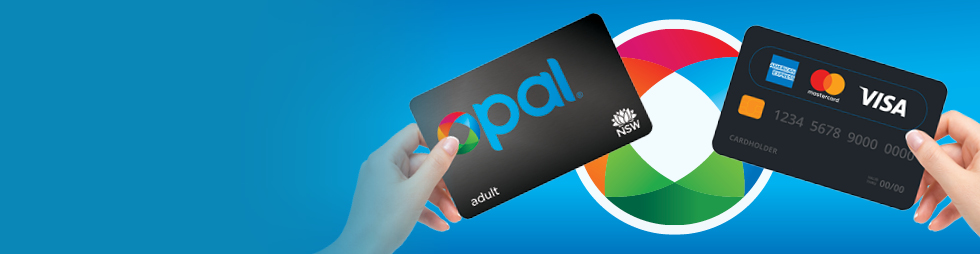 Home | NSW Government | Opal