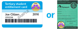 how to order a concession opal card