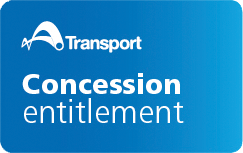 Concession Entitlement Card